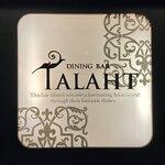 DINING BAR TALAHT -