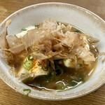成田家 - 湯豆腐