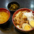 きぬちゃん食堂 - その他写真:本日のワンコイン 豚角煮丼 ¥500