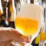 Dining kaze 池袋の風 - 生ビール