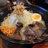 奥三河製麺 - 料理写真:熊骨ラーメン