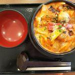 峠の湯 - 料理写真:煮込みトマトラーメン:麺処「霧積」