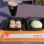 招福門 - 肉シュウマイと野菜まんとクラフトビール