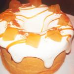 カフェ トレカサ - キャラメルアップルシナモン