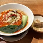 四川担々麺 赤い鯨 - 担々麺930円税込