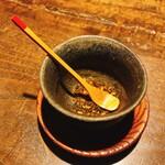 一如庵 - かけ蕎麦用の七味