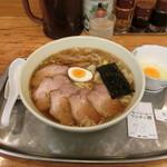 119719525 - チャーシューワンタン麺