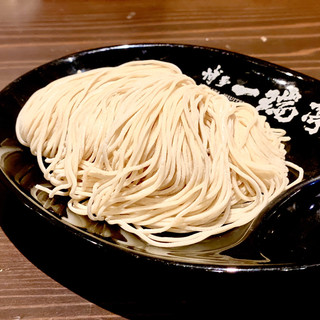 めんたい熟成麺