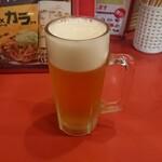 紅一点 - 生ビール(ちょい飲みセット)