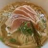 麺ゃ しき - 料理写真:塩支那そば✺◟(∗❛・ัᴗ❛ั∗)◞✺¥830円