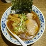 麺部しば盛 - 魚薫ラーメン
