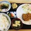港亭 - 料理写真:ヒレカツと月見納豆
