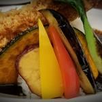 炭焼きダイニング 旬感 - 野菜も美味しい♪♪
