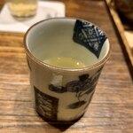 119728698 - アサリ(浜名湖)+蕎麦出汁