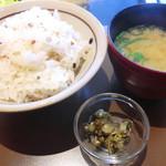 11973980 - 【お昼のセット:Cご飯セット】