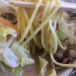 乙姫ラーメン - チャンポン麺