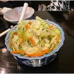 加賀屋 - お料理1