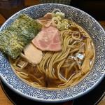 麺匠而今 - 料理写真:醤油