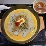 らあめん花月嵐 - 料理写真:鉄板イタめし(醤油バター味) 580円 ※提供時