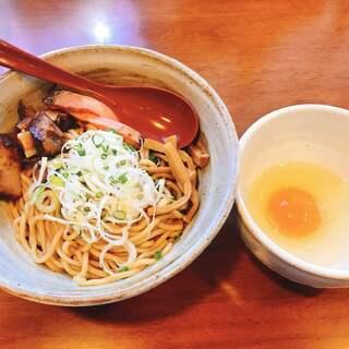 麺屋 照の坊 - 料理写真:地鶏の鶏油そば