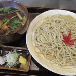 そば処 遊蕎 - 料理写真:嫁さんオーダーの・・。