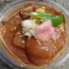 桃山ひろせ鮮魚 - 料理写真:ハマチの漬け丼 (引田ひなまつり開催時に販売されていたもの)