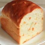 ウララカベーカリー - オレンジ食パン