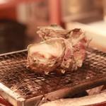 蜻蛉 - 料理写真:旬の食材を炭火焼きでどうぞ・・・