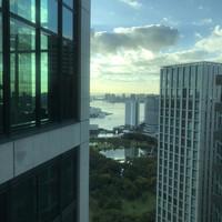 オールデイダイニング 「セリーズ」-エレベーターホールからの景色