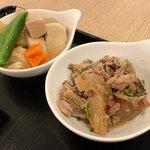わら焼き酒場 龍神丸 - 煮物、魚の煮物