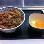 11975380 - 牛丼(並)+卵