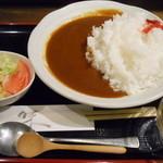 むら田 - 特製カレー定食