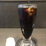 coffee&tea BBB - アイスコーヒー 600円