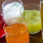 北一倶楽部 - 北海道らしい果実酒もご用意してますよー。