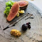 ジャンカルド - メイン:鴨肉のロースト