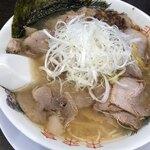 来来亭 - 塩チャーシュー麺