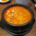 119753977 - 純豆腐チゲ