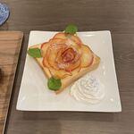 ポルト ボヌール - 薔薇トースト
