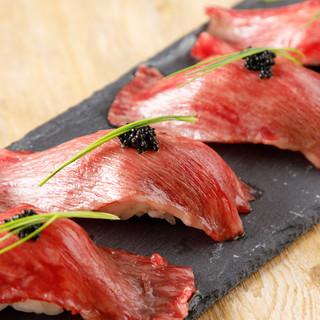 特選A5ランク焼肉&肉寿司が楽しめる宴会コース予約受付中!