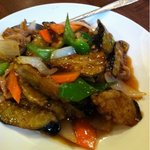 11976386 - 豚肉と野菜炒め