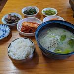 福ちゃん - テールスープ
