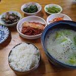 福ちゃん - テールスープ1