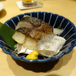 YEBISU BAR - 炙りしめ鯖