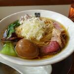 竹末東京Premium - 料理写真:味玉しょうゆ大盛