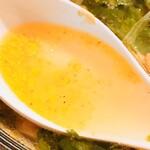 ハ ノイ レストラン - フォーガーのスープ