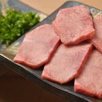和牛屋 こしょ - 料理写真:上タン塩