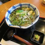 そじ坊 - 山葵蕎麦
