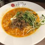 坦々香麺 紅棗 -