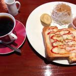 カフェステージバークリー - 料理写真: