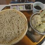 高舘食道 水神蕎麦 -